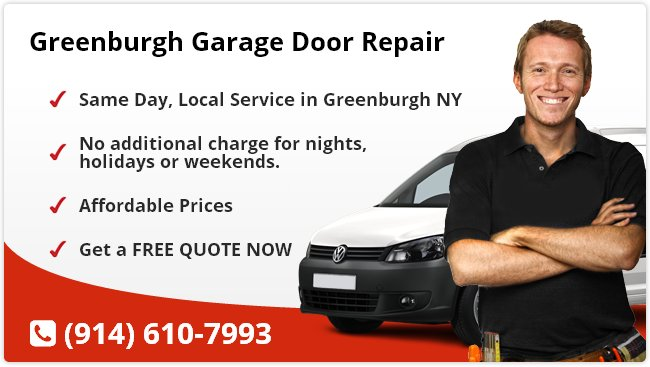 Greenburgh Garage Door Repair